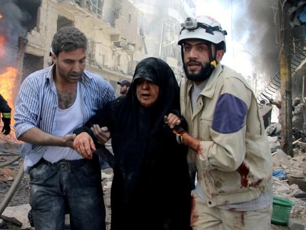 Tình hình tại đông Aleppo vẫn đang rất rối ren