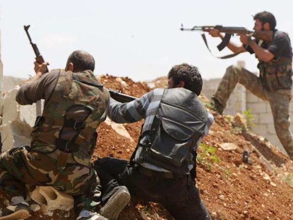 Phiến quân đối lập ở Aleppo bí mật đàm phán với chính phủ Syria ảnh 1