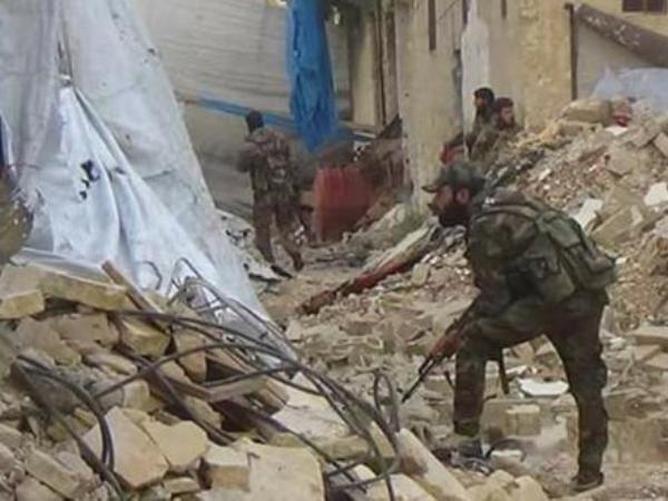 Nga luôn bảo vệ quan điểm lệnh ngừng bắn ở Aleppo chỉ giúp ích cho quân khủng bố