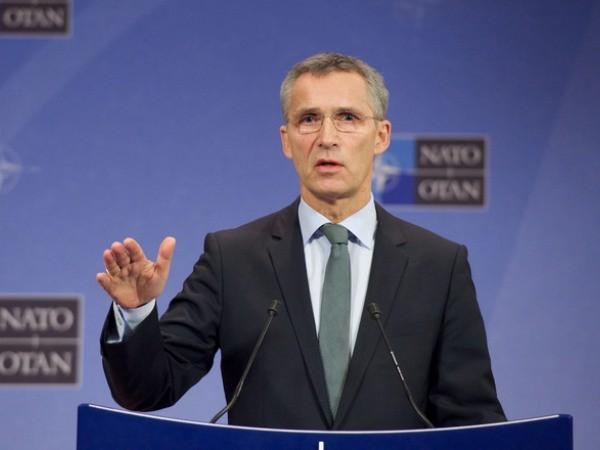 Tổng Thư ký NATO kiên định lập trường xử lý cuộc khủng hoảng Ukraine bằng giải pháp ngoại giao