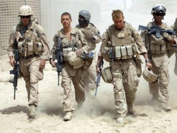 Lính Mỹ được huy động đóng thường trực sát biên giới Nga