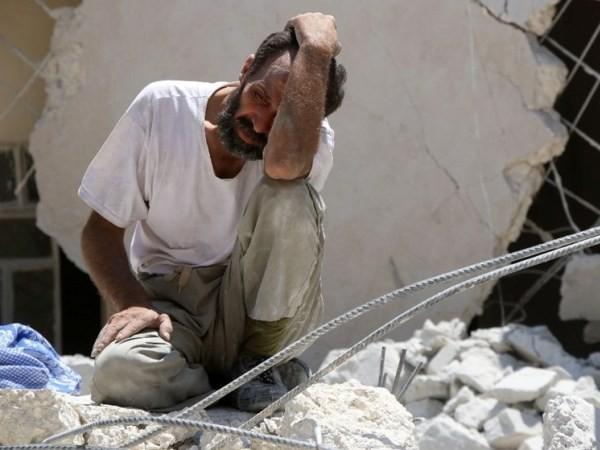 Dân thường ở Aleppo gặp nhiều khó khăn nhất trong cuộc nội chiến Syria