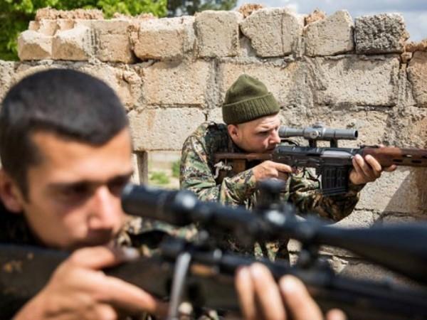 Các tay súng của chính phủ Syria nắm toàn quyền kiểm soát Aleppo