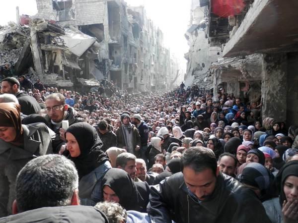 Người dân Syria sẽ sớm nhìn thấy công bằng sau khi đất nước bị đẩy vào cuộc nội chiến thảm khốc