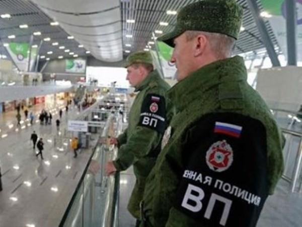 Quân cảnh Nga đã hiện diện tại Aleppo để gìn giữ trật tự