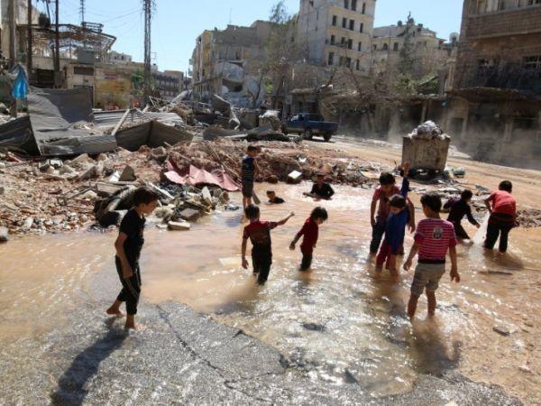 Nguồn nước ở thủ đô Syria đang bị đe dọa nghiêm trọng