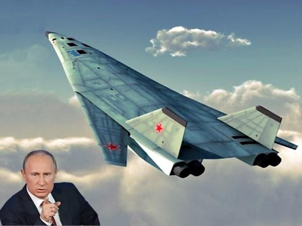 Tổng thống Nga ý thức được sự cần thiết phải củng cố sức mạnh quân sự ở các khu vực lân cận