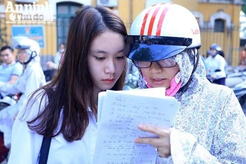 Toàn bộ đáp án của các môn thi trong kỳ thi THPT Quốc gia 2017 sẽ sớm được Báo điện tử ANTĐ đăng tải đầy đủ