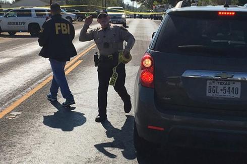 Thống đốc bang Texas (Mỹ) gọi đây là vụ xả súng đẫm máu nhất lịch sử bang này