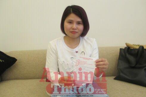 """Bị """"chém"""" 9 triệu đồng sau khi hút bể phốt, chị Nguyễn Thị Thắm rất bức xúc"""
