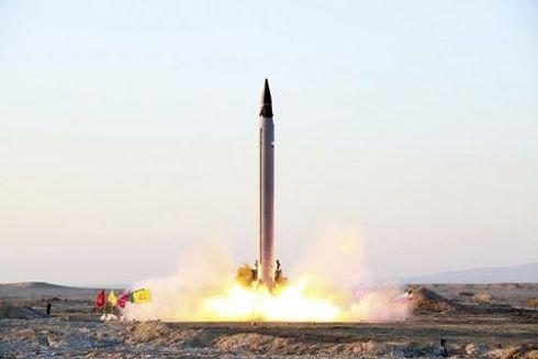 Iran dọa sẽ nâng tầm bắn phủ toàn châu Âu
