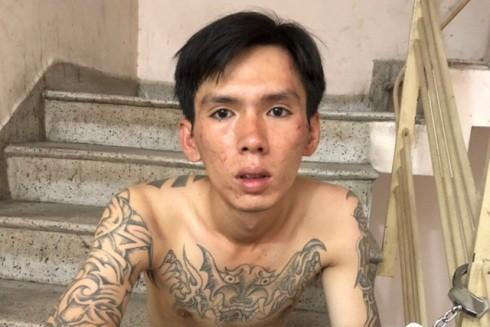 Tên Hiền bị cảnh sát đặc nhiệm theo dõi trước đó vì có biểu hiện nghi vấn