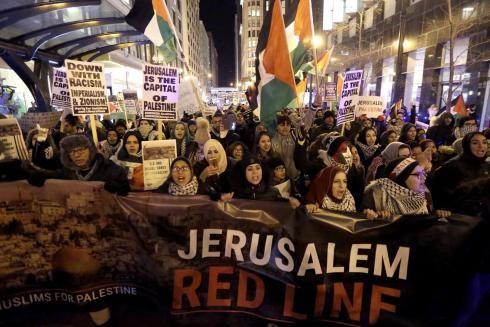 Israel đang lên kế hoạch để thể hiện lòng biết ơn đối với đồng minh Mỹ. Tất nhiên, điều này sẽ khiến những người ủng hộ Palestine càng thêm nổi giận