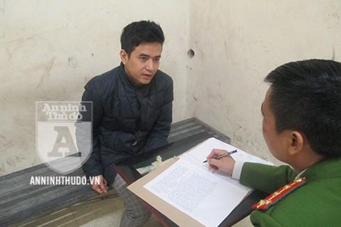 Đối tượng chống người thi hành công vụ ở đường Nguyễn Chí Thanh chiều 7-1 đã bị tạm giữ