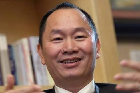 Ông Nguyễn Anh Tuấn - tác giả Sáng kiến Việt Nam vô địch châu Á