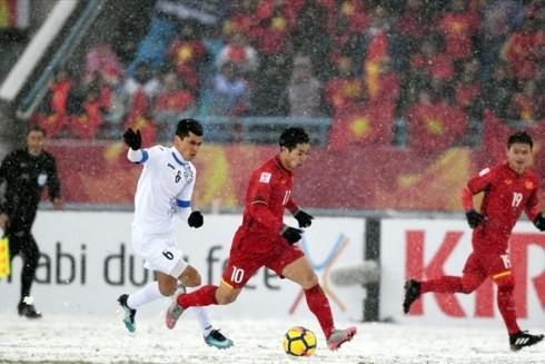 Đội tuyển U23 Việt Nam đã khơi dậy niềm tự hào và đoàn kết của đông đảo người hâm mộ