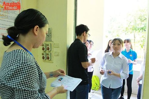 Hai đề thi Toán - Văn trong kỳ thi tuyển sinh vào lớp 10 năm 2018 tại Hà Nội không có tính đột phá