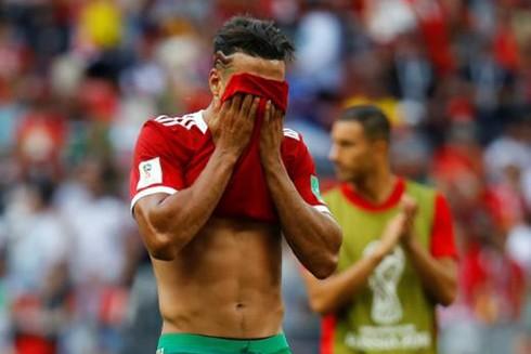 Những giọt nước mắt khó quên với các cầu thủ và khán giả