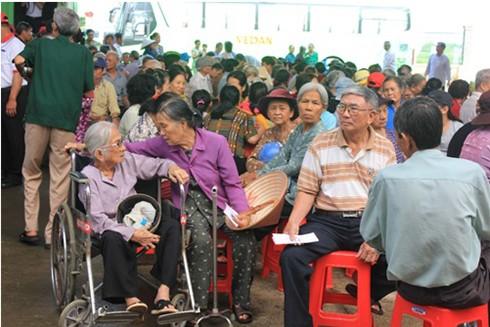 Vedan Việt Nam: 7 năm, 1 hành trình vì sức khỏe cộng đồng ảnh 1