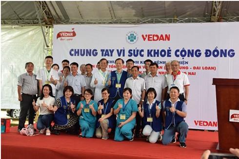 Vedan Việt Nam: 7 năm, 1 hành trình vì sức khỏe cộng đồng ảnh 2