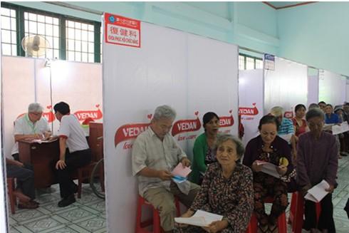 Vedan Việt Nam: 7 năm, 1 hành trình vì sức khỏe cộng đồng ảnh 3