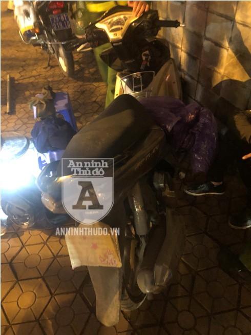 Chiếc xe AirBlade bị lấy trộm chưa đầy một tháng trước sắp được trả về chủ nhân