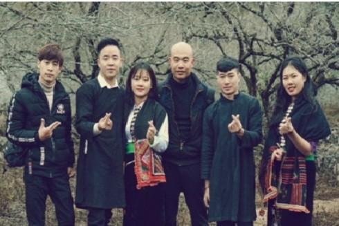 """Video clip """"lạ"""" Piến Chàư (Thay lòng) của nhạc sĩ, ca sĩ Phong Hạo"""