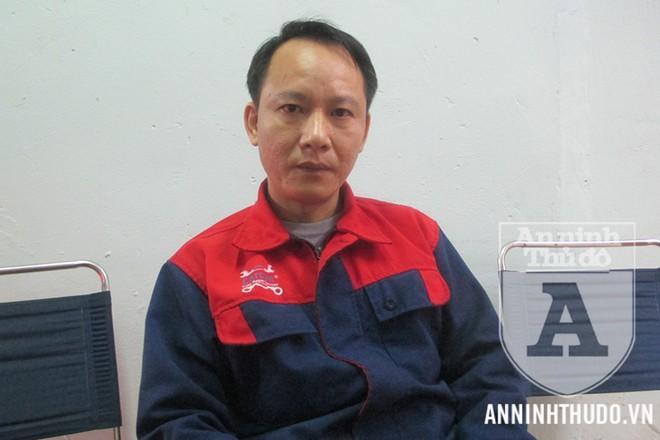 Anh Nguyễn Thành Vương - đại diện gara Carcam Auto Services