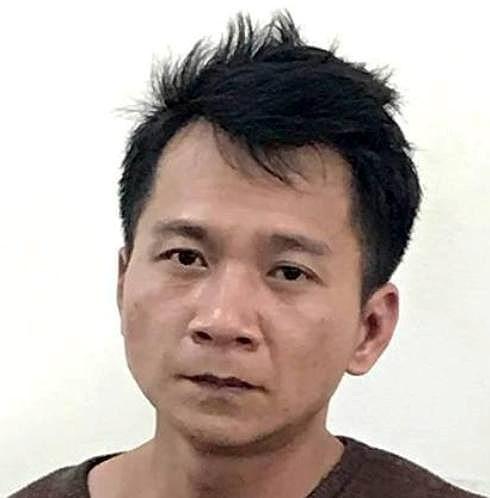 Vương Văn Hùng - đối tượng đầu tiên sa lưới