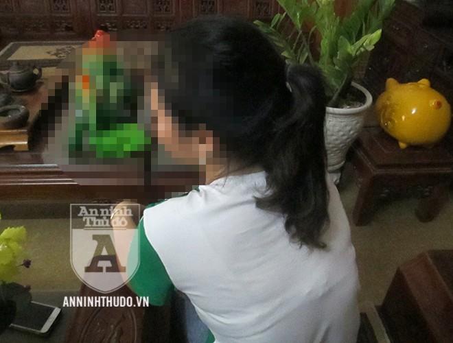 Chị A - vợ của anh T - chia sẻ với PV Báo ANTĐ về khoảng thời gian lo lắng trước khi tên Bình bị bắt giữ