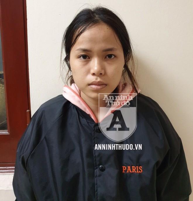 Nguyễn Trần Lan Anh - đối tượng chủ chốt trong đường dây buôn bán trẻ sơ sinh xuyên quốc gia