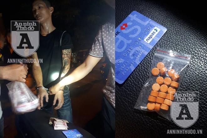 Dù giấu ma túy rất tinh vi và tỏ thái độ quanh co, cuối cùng đối tượng cũng đã phải thừa nhận hành vi phạm pháp