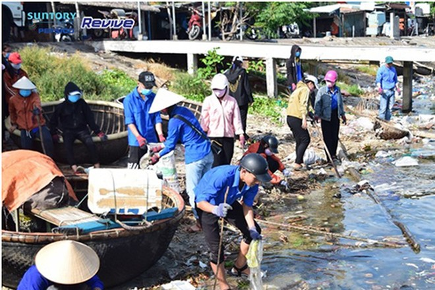 Sau sự kiện, các bạn sinh viên cho biết, tuy mệt nhưng các bạn rất vui vì được góp phần cải thiện môi trường biển Việt Nam và cảm thấy bản thân trưởng thành hơn rất nhiều qua các hoạt động tình nguyện như vậy