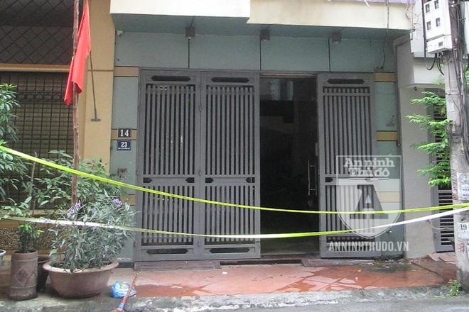 Ngôi nhà xảy ra vụ trọng án khiến 2 cô gái tử vong tại chỗ