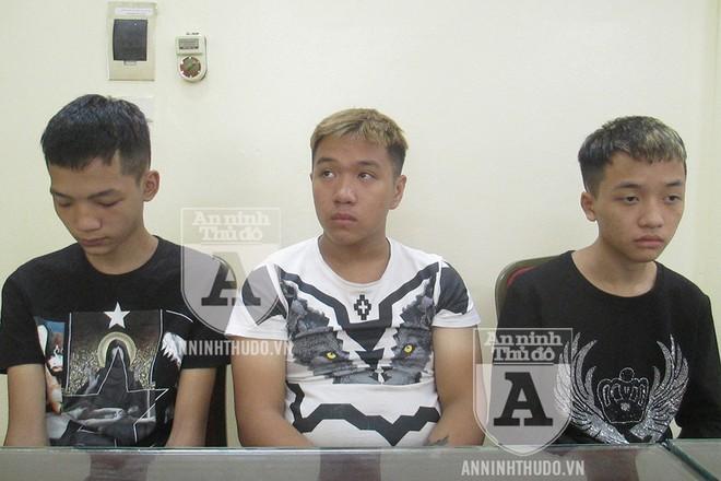 """Khi bị bắt giữ, cả Hiếu, Quang """"béo"""" và Quang """"gầy"""" đều ngỡ ngàng, không hiểu tại sao chúng lại bị lộ"""