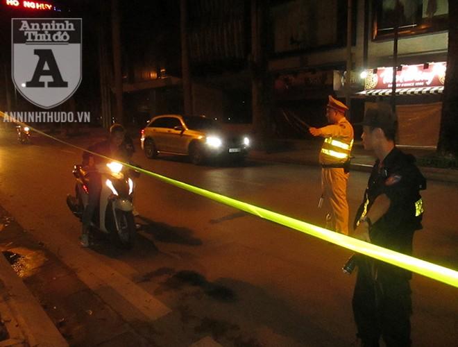 Cảnh sát 141 đã phát hiện, xử lý nhiều trường hợp có hành vi phạm pháp trên đường