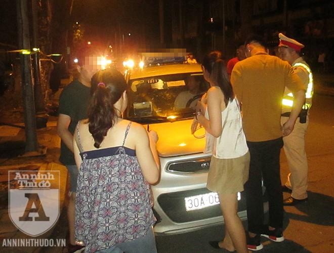 Nhiều trường hợp giấu ma túy và di chuyển bằng xe taxi đã bị Cảnh sát 141 phát hiện