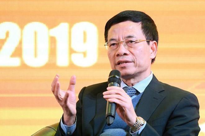 Bộ trưởng Bộ TT&TT Nguyễn Mạnh Hùng, Phó Chủ tịch Ủy ban quốc gia về Chính phủ điện tử