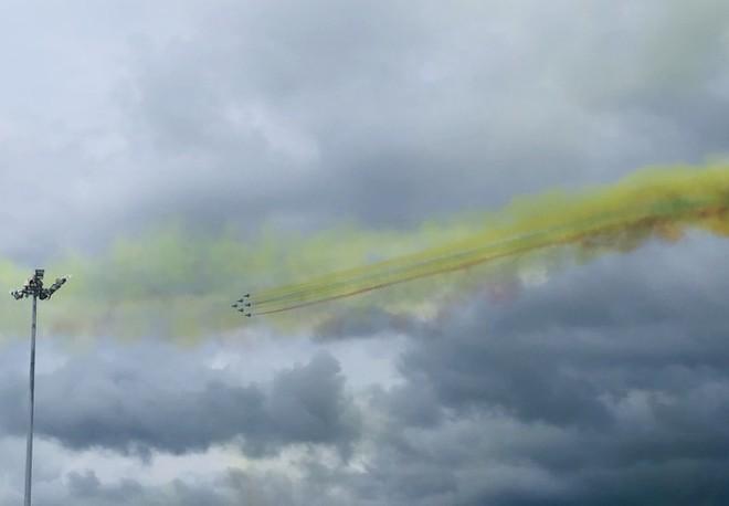 triển lãm hàng không lớn nhất châu Á Singapore Airshow 2020 máy bay dân sự quân sự huấn luyện - ảnh 7
