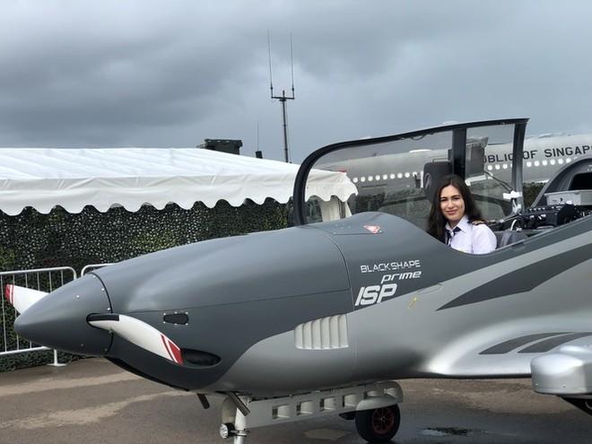 triển lãm hàng không lớn nhất châu Á Singapore Airshow 2020 máy bay dân sự quân sự huấn luyện - ảnh 2
