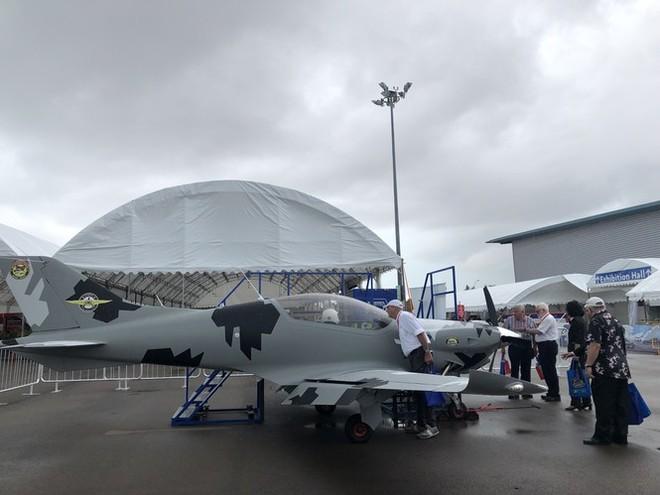 triển lãm hàng không lớn nhất châu Á Singapore Airshow 2020 máy bay dân sự quân sự huấn luyện - ảnh 4