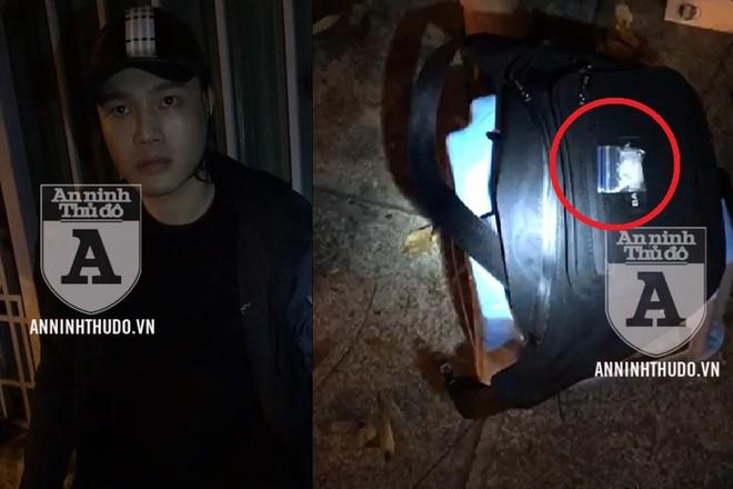 Giấu ma túy đá ở túi trên tay áo, nam thanh niên không ngờ vẫn bị Cảnh sát 141 phát hiện