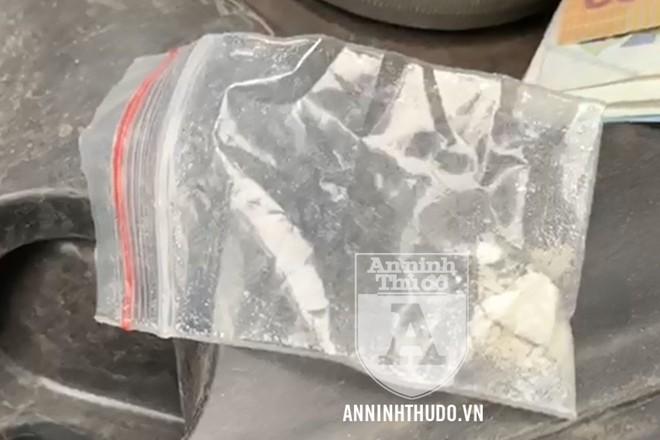 Gói heroin được đối tượng khai mua với số tiền 500.000 đồng