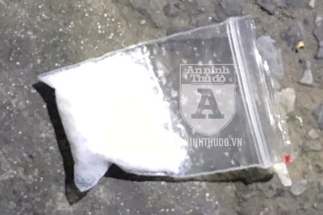 Gói ma túy đá cỡ lớn mà đối tượng khai mua với số tiền 3 triệu đồng