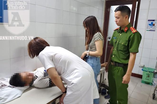 Gia đình của nam thanh niên đã dành lời cảm ơn chân thành gửi tới tổ công tác CAP Hạ Đình, vì sự hỗ trợ kịp thời