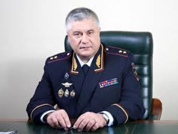 Bộ trưởng Nội vụ Nga Vladimir Kolokoltsev