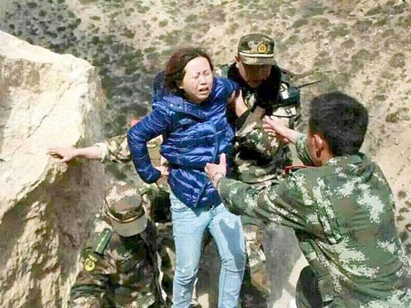 Giải cứu du khách Trung Quốc mắc kẹt ở Nepal
