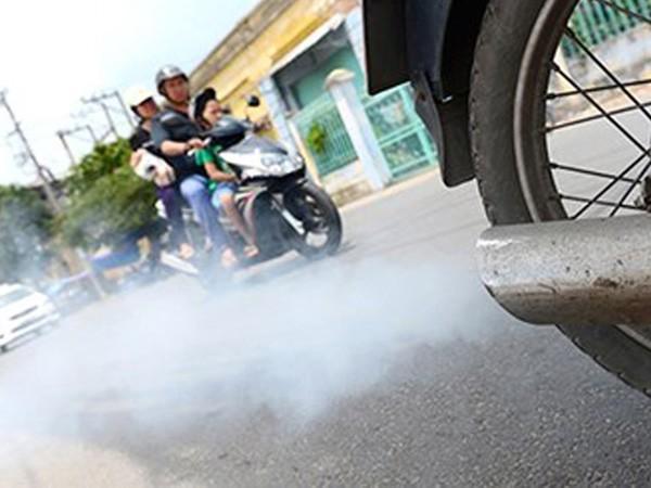 Kiểm soát khí thải xe mô tô, gắn máy: Xe không đạt yêu cầu bị cấm lưu thông ảnh 2