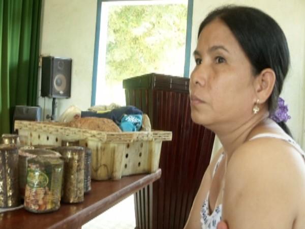 Quảng Ngãi: Phát hiện người phụ nữ vận chuyển thuốc, kíp nổ và dây cháy chậm ảnh 1