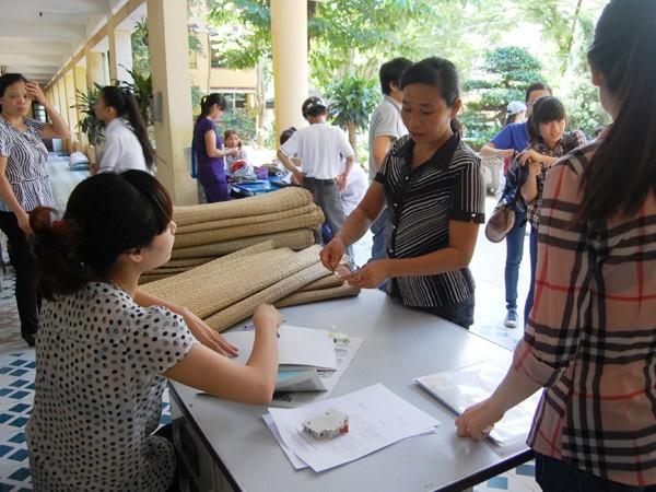 Thi THPT quốc gia: Các phương án tổ chức thi đã được hoàn thiện ảnh 1